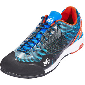Millet Amuri Zapatillas Hombre, electric blue/orange